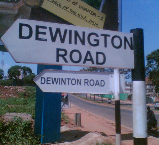 dewington road