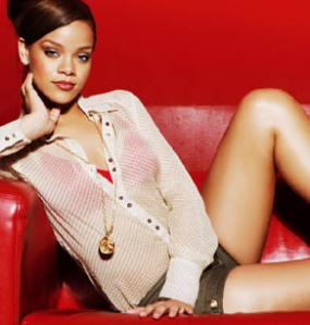 riri in shorts