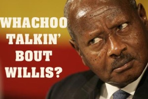 lolmuseveni. Are they out of fashion yet?